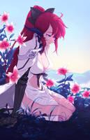 Flower Knight Zero Crossover by RanqiLi