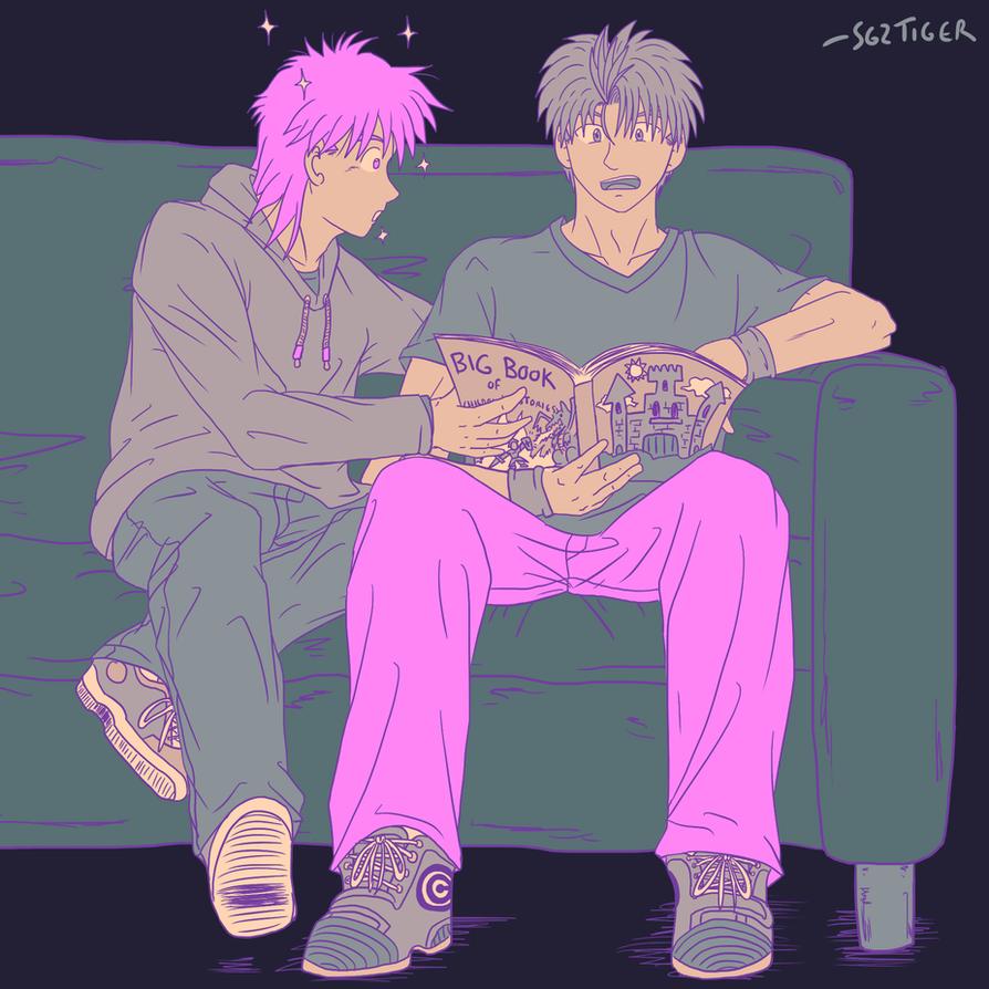 TruTen: Story Time by Esjitu