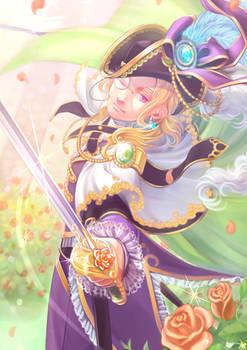 swordworld and aph series fanart4