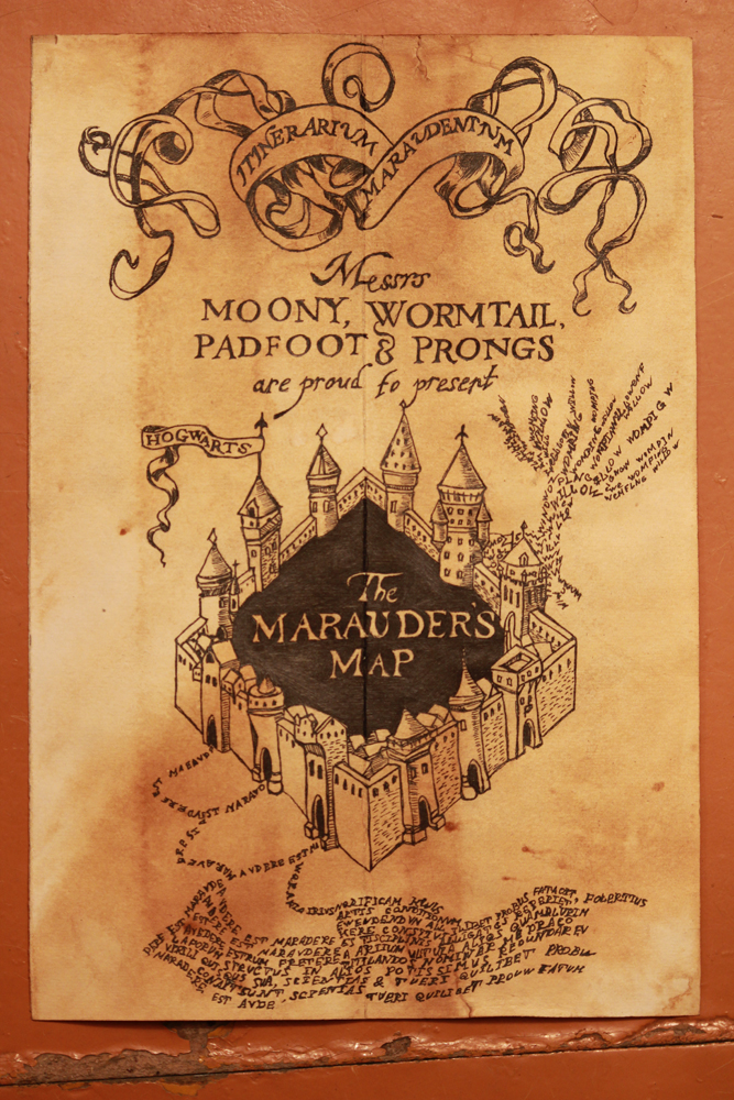 Pictures Of Marauders Map Iphone Wallpaper Rock Cafe