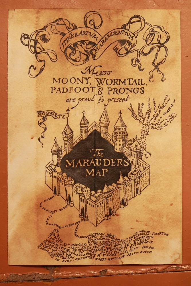 marauder s map iphone wallpaper - photo #18