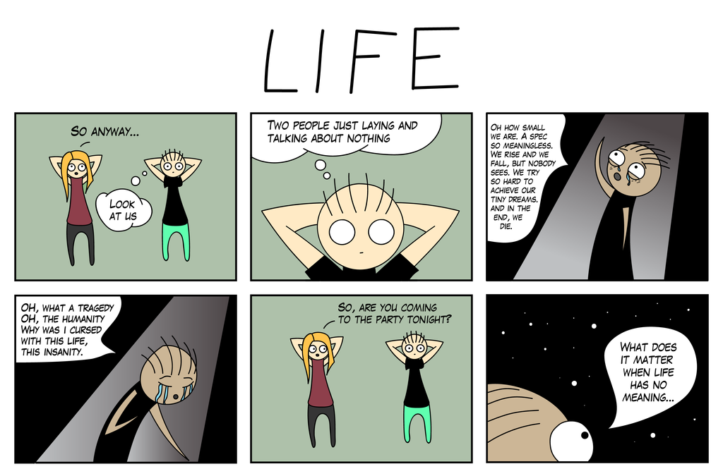 Life by CupCaine