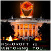 Ashcroft is watching you by jacquelantern