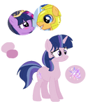 Sparkling Swirls (BIO) (MLP NEXT GEN)