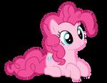 Pinkie Pie - Sitting Cutely
