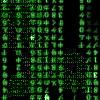 Falling through the Matrix by Digital-Ronin