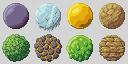 Texture Spheres by BizmasterStudios