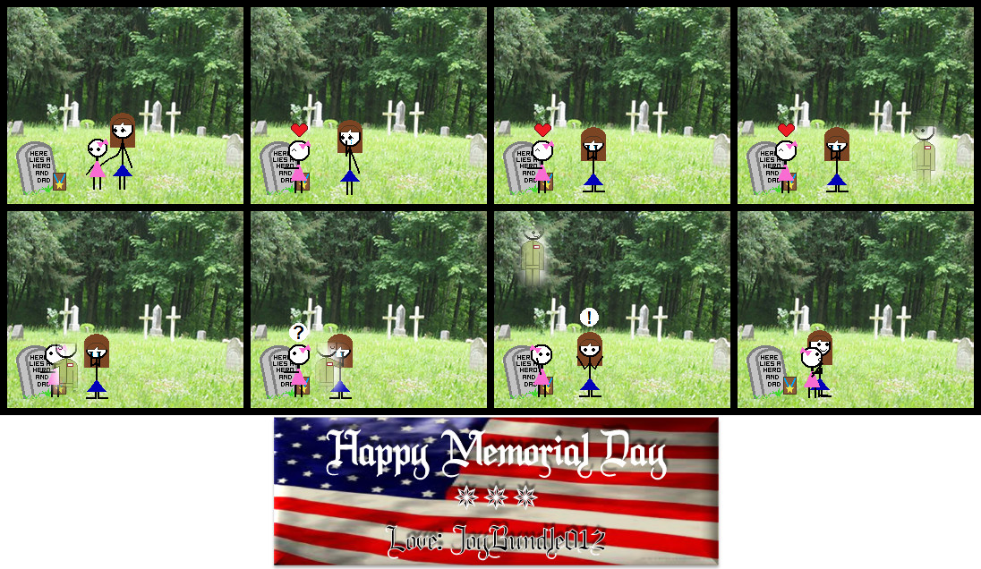 Happy Memorial Day by JoyBundle012