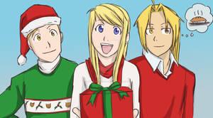 FMA Christmas