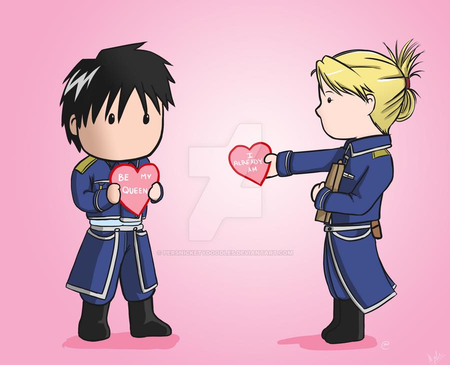 Happy Valentine's Day by Perfectlykawaii93