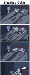 FullMetal Alchemist Omake: Sleepless Nights by PersnicketyDoodles