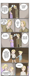 FullMetal Alchemist Omake: Family Vacation by PersnicketyDoodles