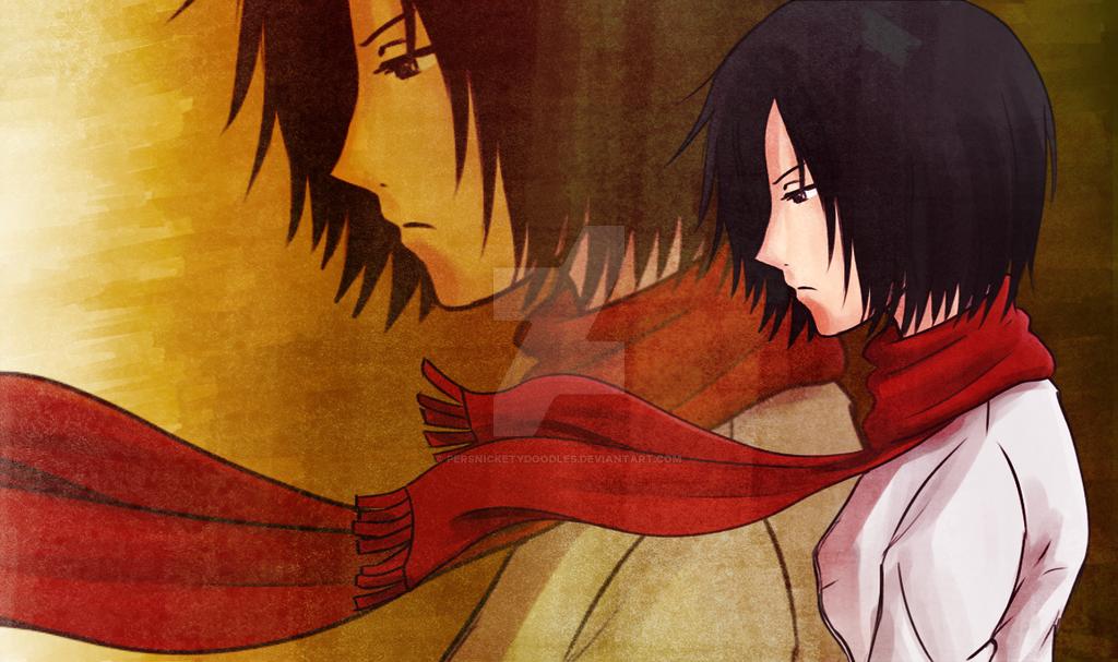 Mikasa by Perfectlykawaii93