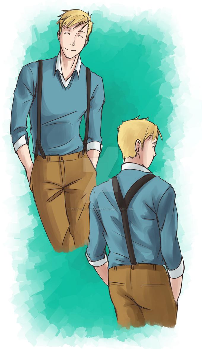 Alphonse by Perfectlykawaii93