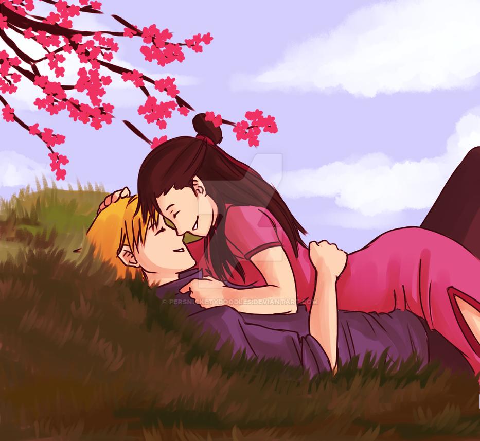 Blossoming Romance by Perfectlykawaii93