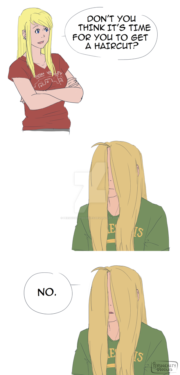 Haircut by Perfectlykawaii93