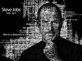 Steve Jobs Tribute by Zabelon