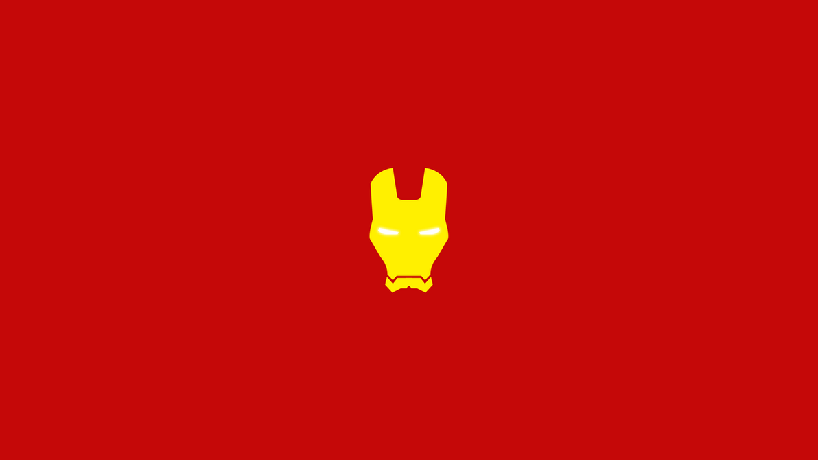 Iron Man Minimalist Wallpaper By Zabelon