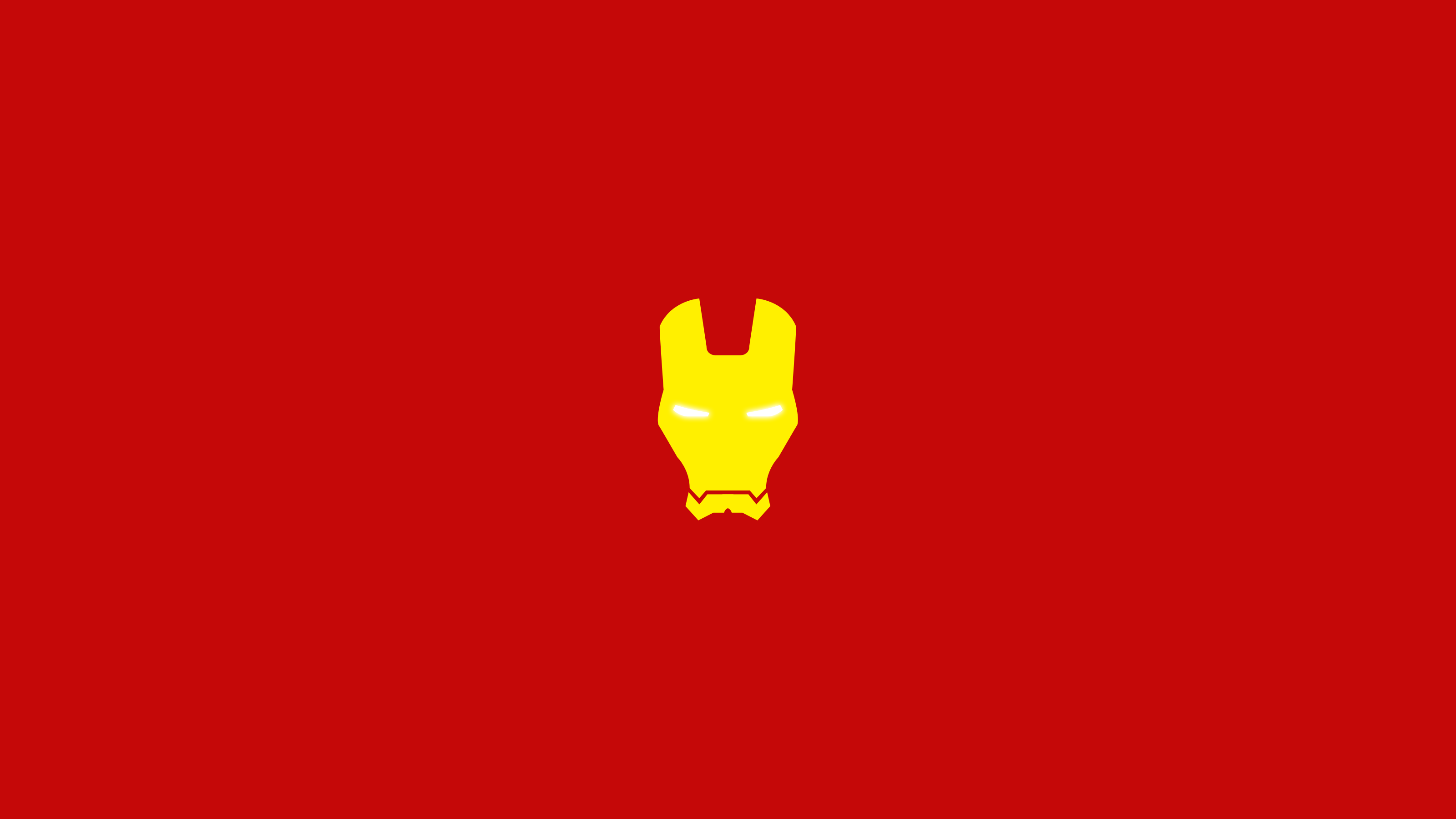 Iron man minimalist wallpaper by zabelon on deviantart for Minimal art reddit
