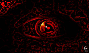 The Eye - Sharingan version