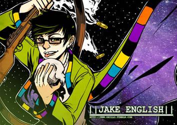 Homestuck:: Jake English by Shilloshilloh