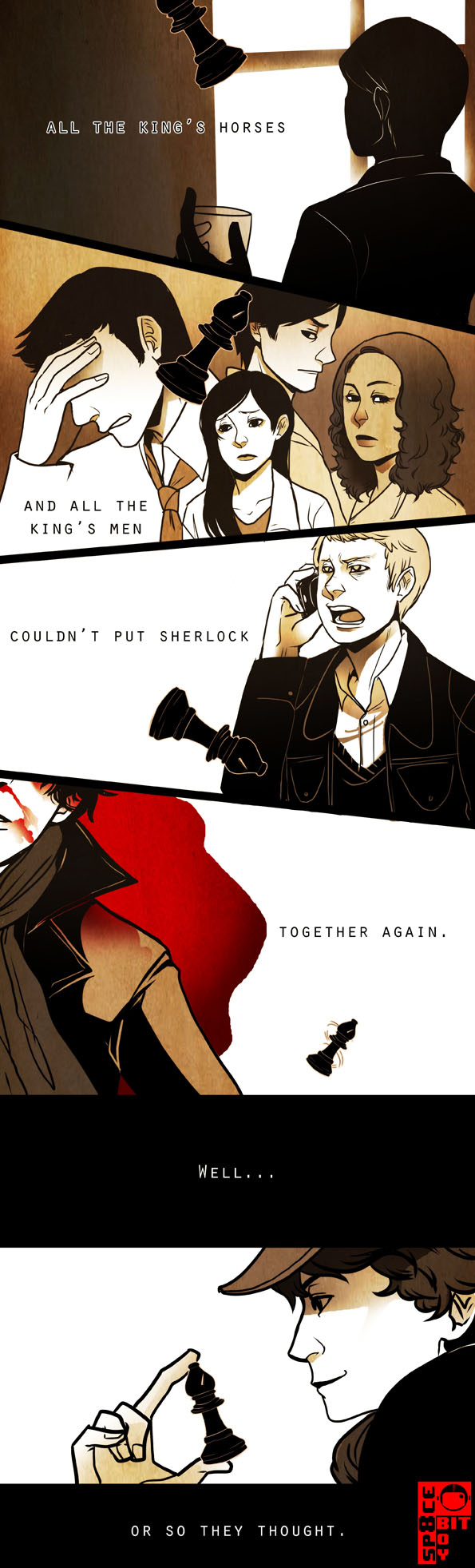 Sherlock: The Finale Tale by Shilloshilloh