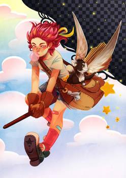 Quixotic:: Artbook Preview