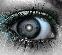 eye of darkness by vulpixhelen