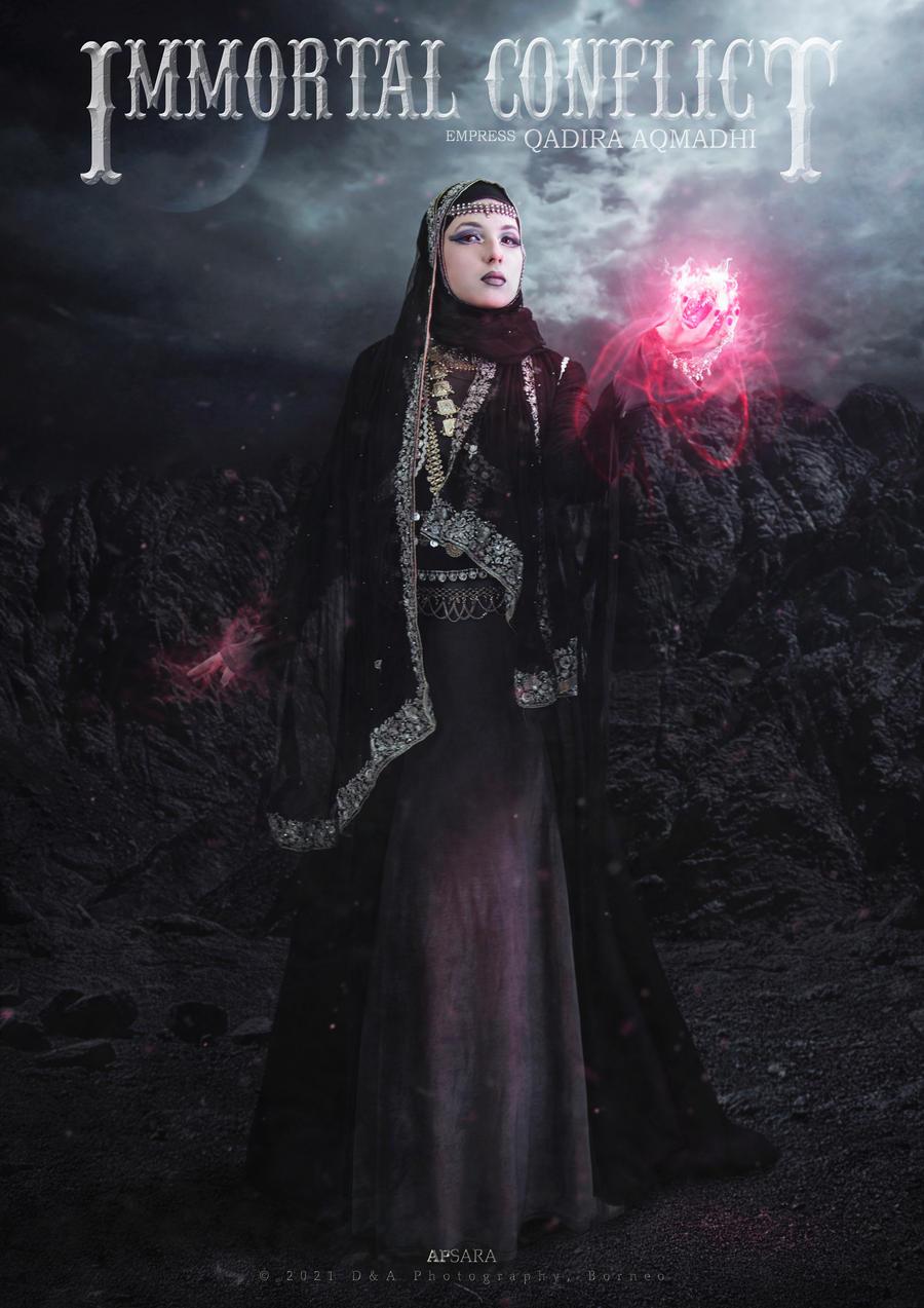 IMMORTAL CONFLICT: Empress Qadira