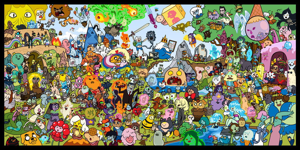 Characters - Adventure Time Wiki
