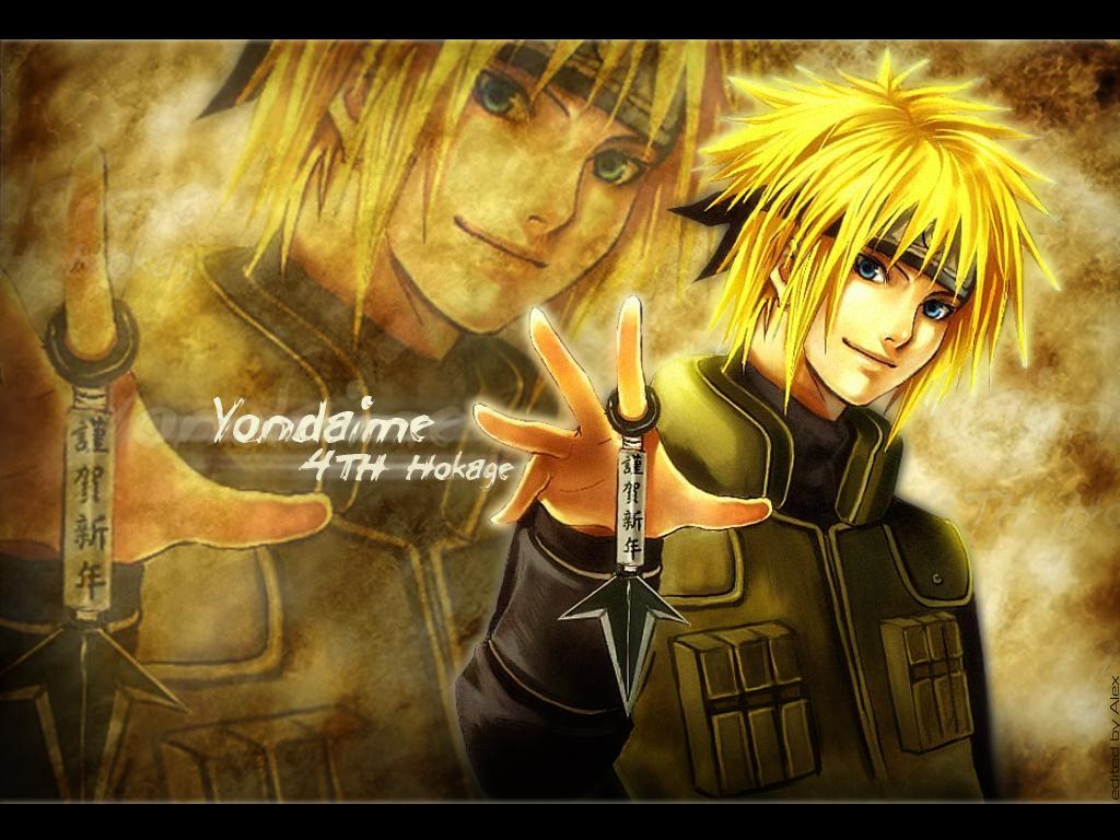 Naruto 4th Hokage Wallpaper - Viewing Gallery