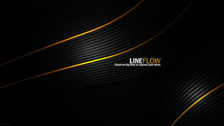 Line Flow / Express Your Ideas by MicroAlex