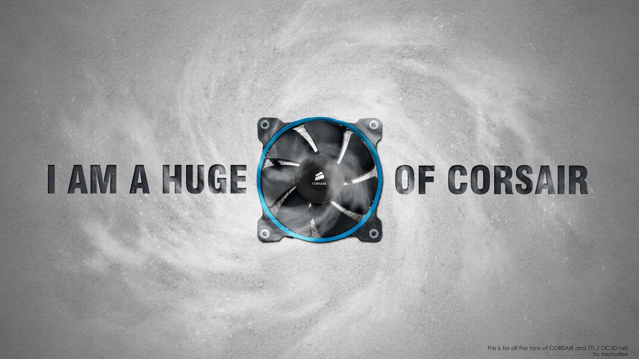 I Am A Huge Fan Of Corsair by MicroAlex