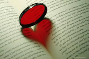 Literature is my spouse. by potatoandi