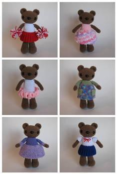 Dress-Up Bear Re-Do