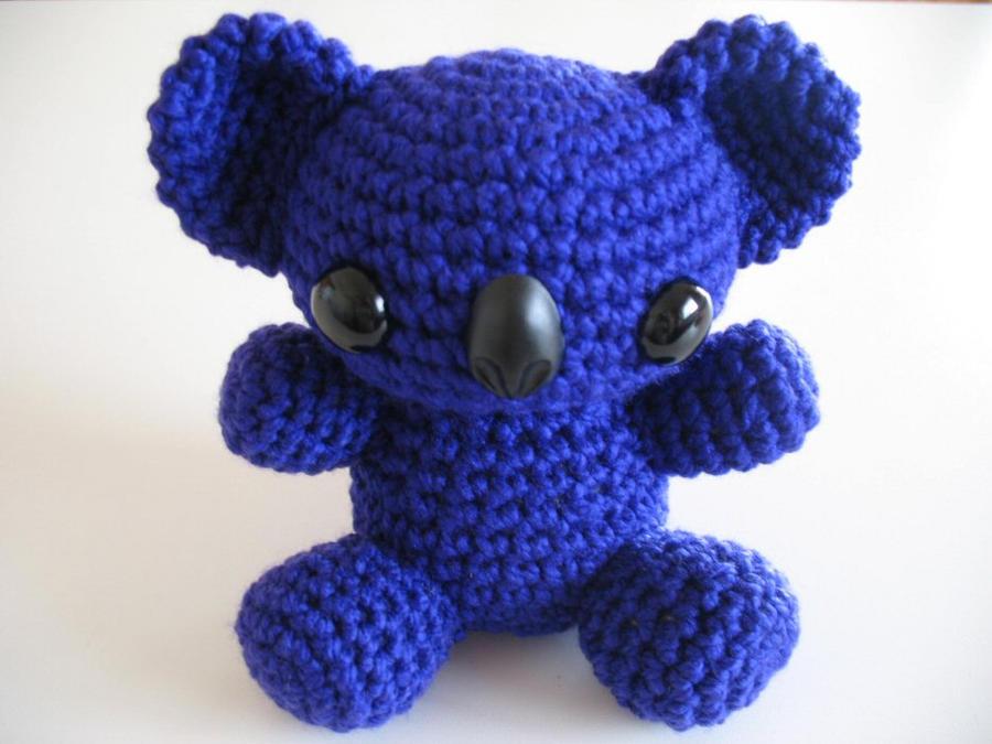 Free Amigurumi Koala Pattern : Editor s inspiration koala crochet pattern by stacey trock on