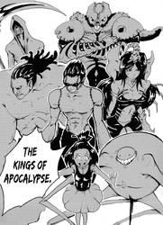 The kings of apocalypse (sampler)