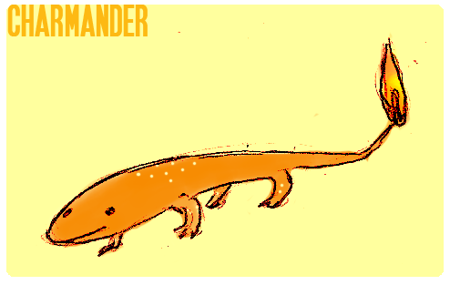 charmander by CITRUScake