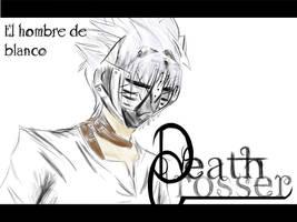 DeathC - El hombre de Blanco by luliyoyo