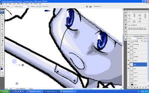 Working on by luliyoyo