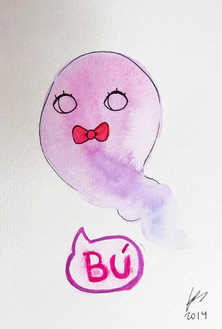 Boo by luliyoyo