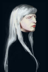 Nastya Kumarova by luliyoyo