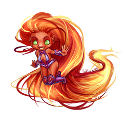 Yay! - Starfire