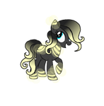 Glowing pony OTA ((Closed, definitely closed)) by Dottybobbles