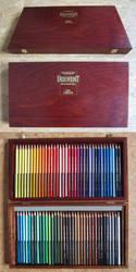 DERWENT  Fine Art Colour Pencils by pesim65