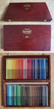 DERWENT  Fine Art Colour Pencils