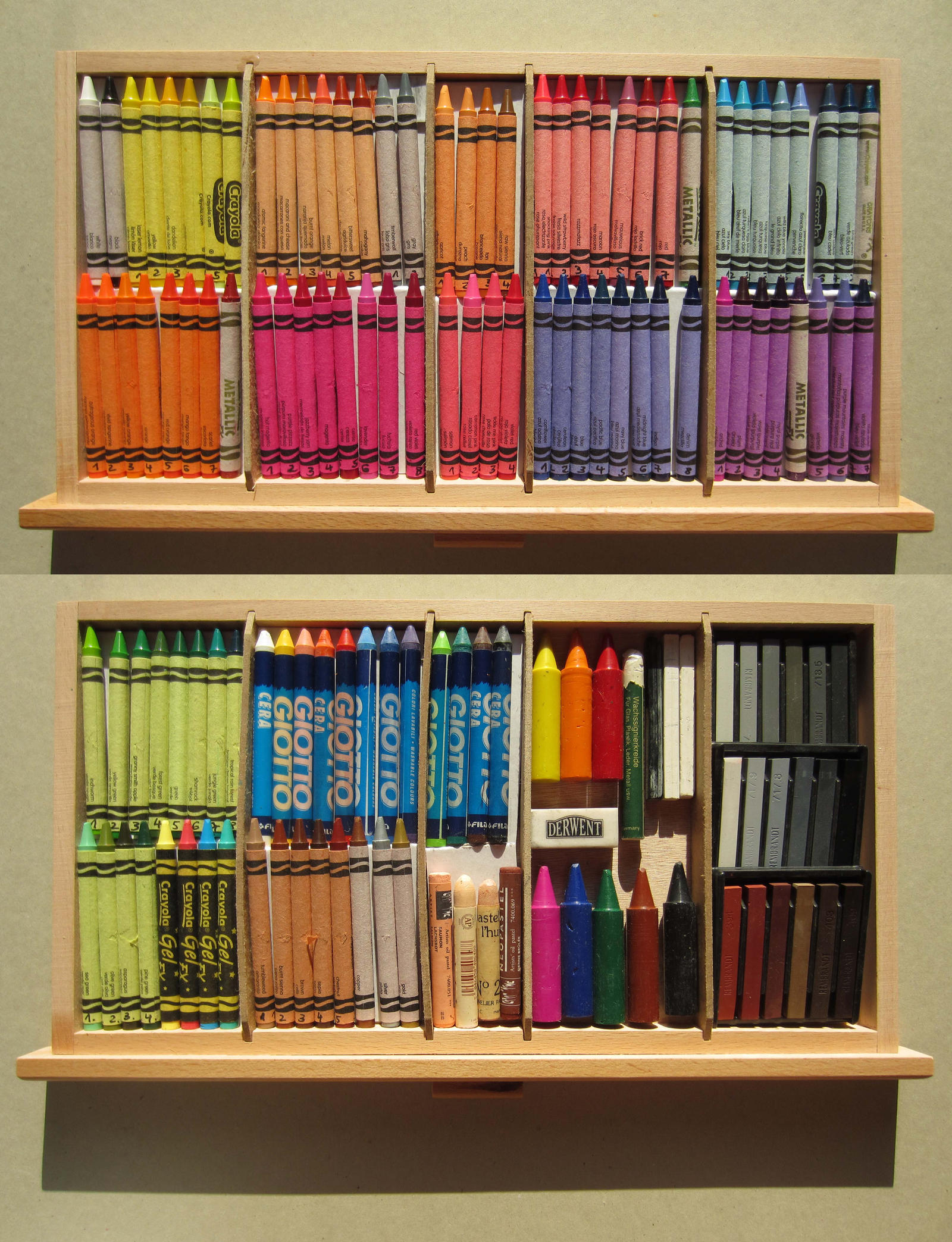 pictures of crayola crayons 96