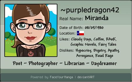 purpledragon42's Profile Picture