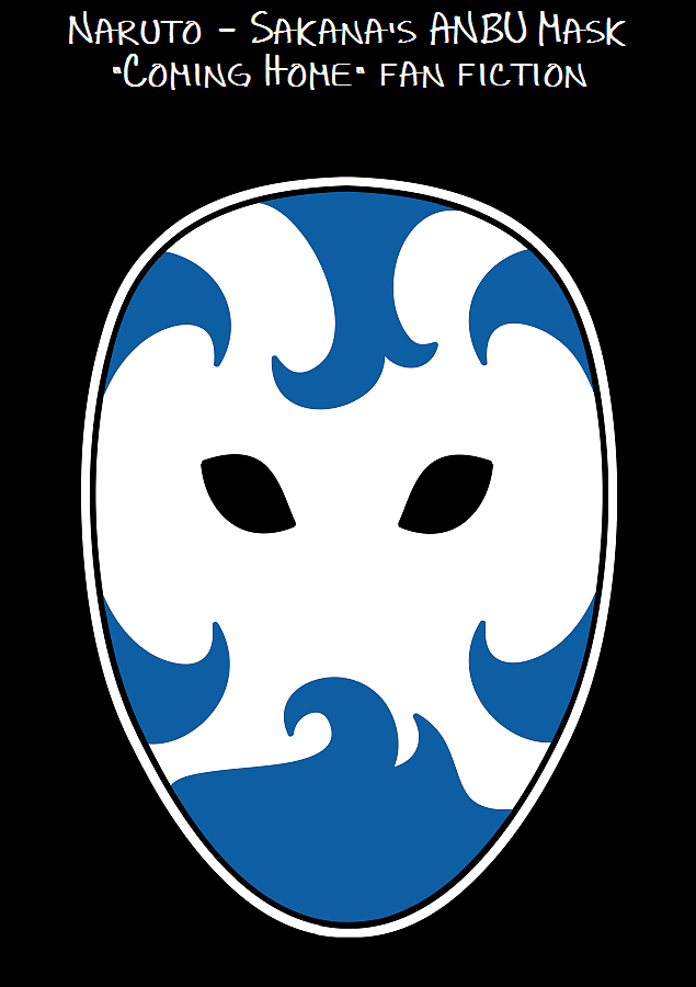 Sakana's ANBU Mask by purpledragon42 on DeviantArt