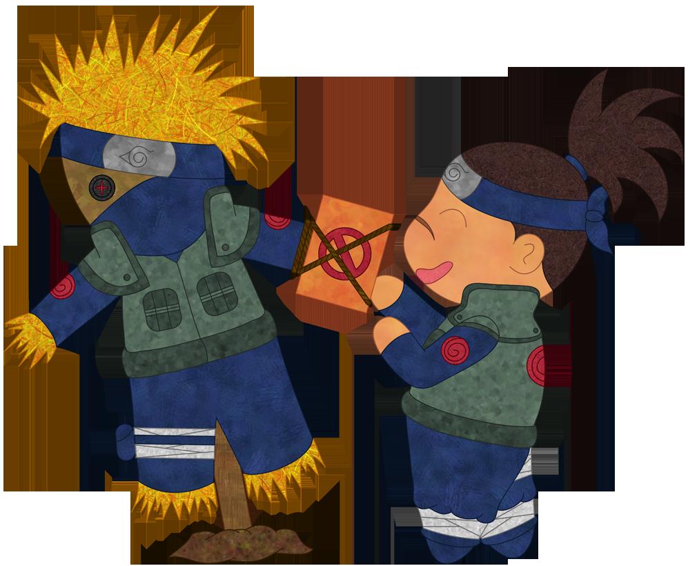 Iruka's Scarecrow by purpledragon42
